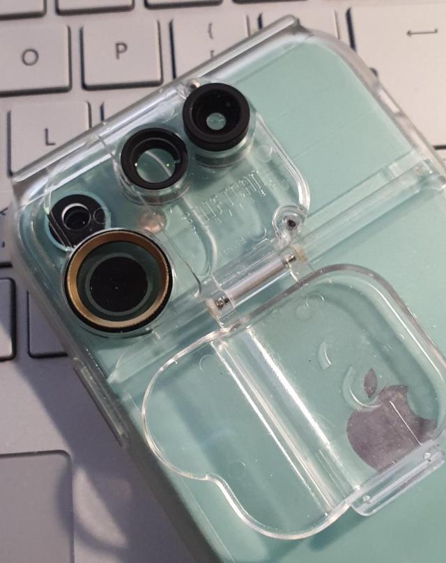 ShiftCam lens case