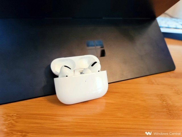 Airpods Pro Surface Pro X