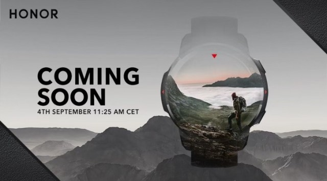 Honor to announce Watch GS Pro at IFA, tablets Pad 6 and Pad X6 to tag along