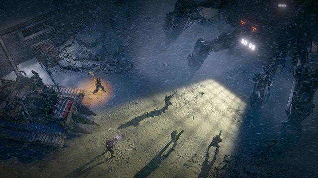 Wasteland 3 The End