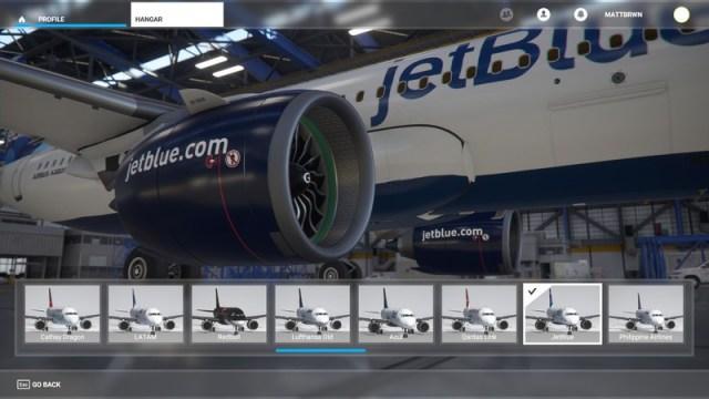 Microsoft Flight Simulator Jetblue