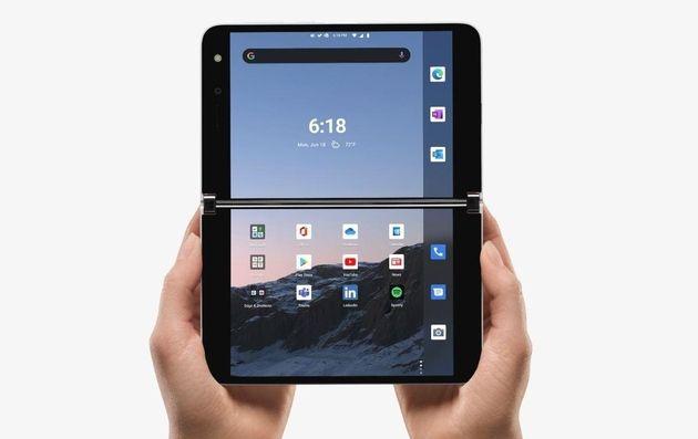 Le Surface Duo de Microsoft sera commercialisé le 10 septembre aux Etats-Unis