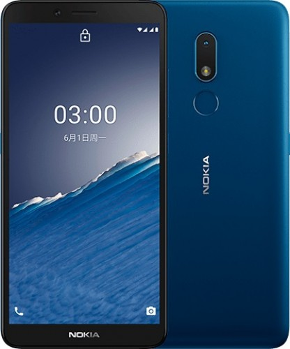 Nokia C3 arrives with 5.99'' display and 3,040 mAh battery for $100