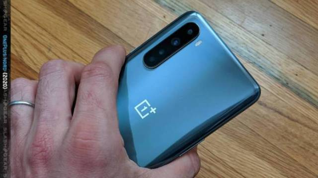 OnePlus Nord OnePlus Clover Concept Phone