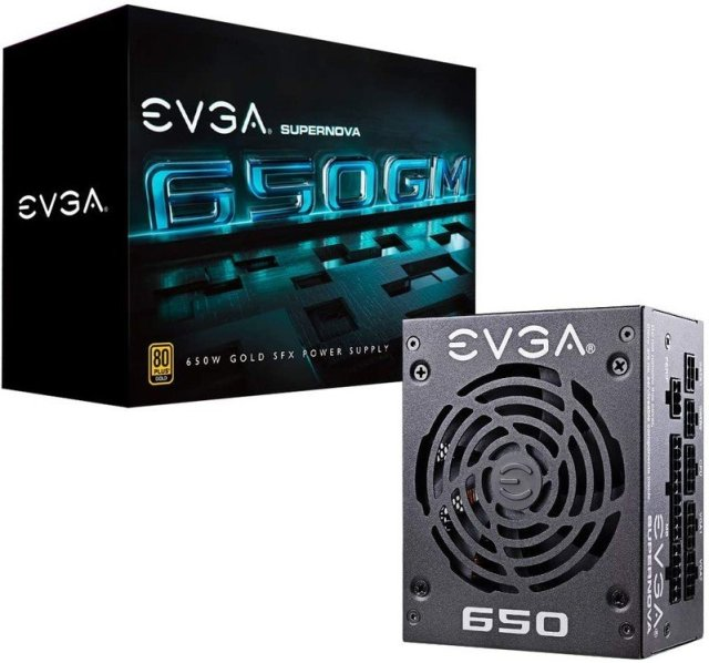 EVGA SuperNOVA 650 GM