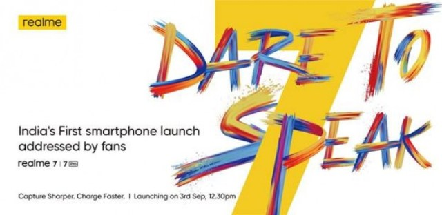 It's official: Realme 7 and 7 Pro are arriving on September 3
