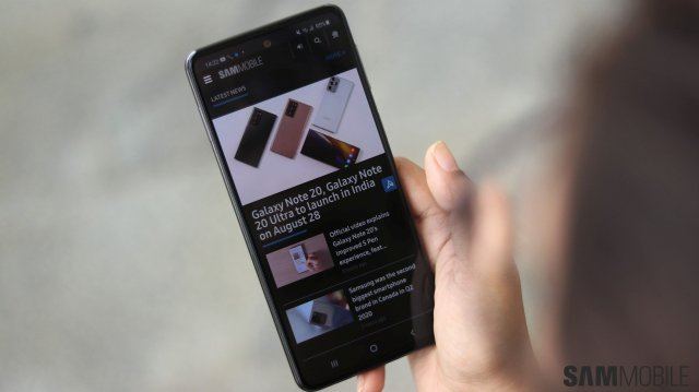 Galaxy M31s review
