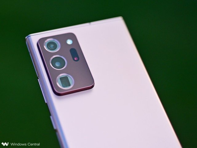 Samsung Galaxy Note 20 Ultra Camera