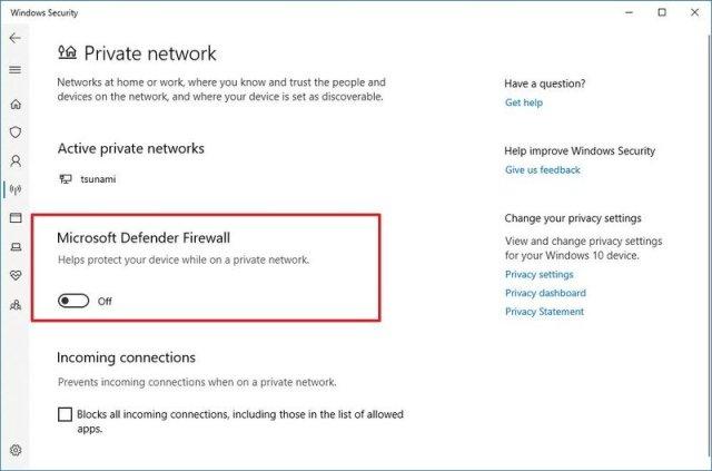 Disable Microsoft Defender Antivirus