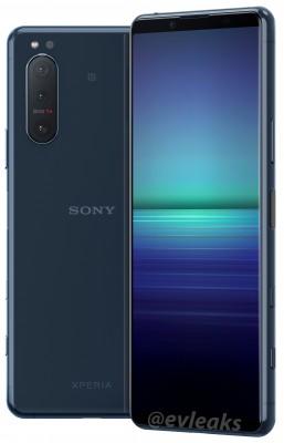 Sony Xperia 5 II (leaked image)