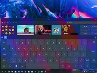 Windows 10 is getting a new touch keyboard experience