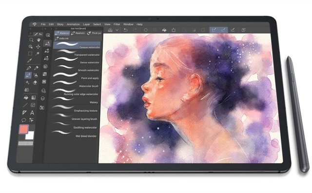 Samsung Galaxy Tab S7 comparatif iPad Pro