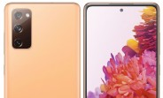Samsung Galaxy S20 Fan Edition appears in six colors