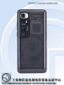 Xiaomi Mi 10 Ultra TENAA images