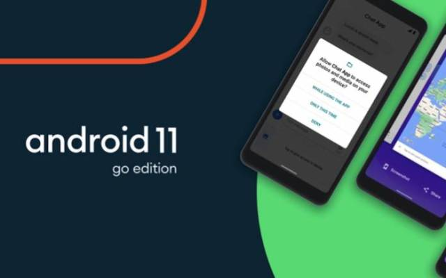Android 11 Go Edition Features