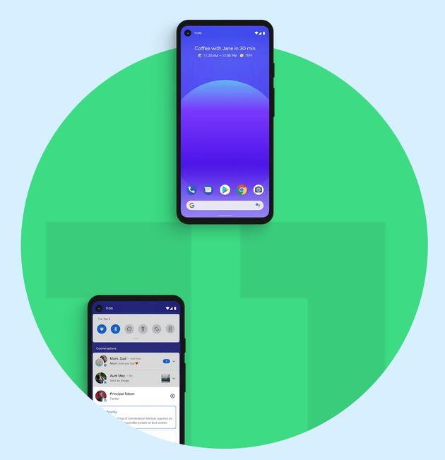 Android11: protection de la vie privée et autres nouveautés