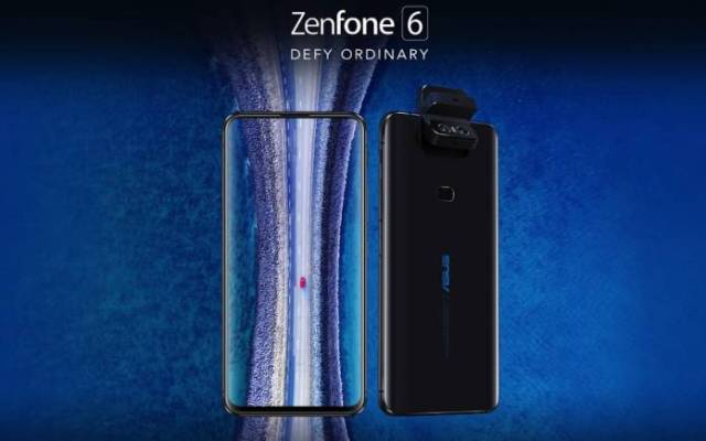 ASUS ZenFone 6 ANDROID 11 BETA