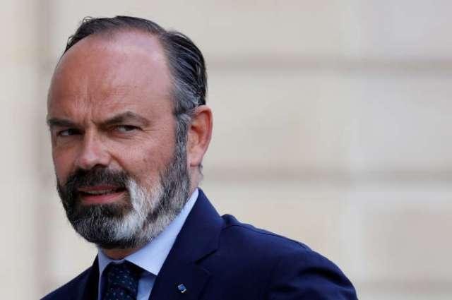 Nommé premier ministre le 15mai2017, Edouard Philippe a quitté Matignon le 3juillet.