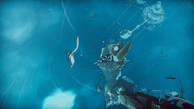 The Falconeer Dive