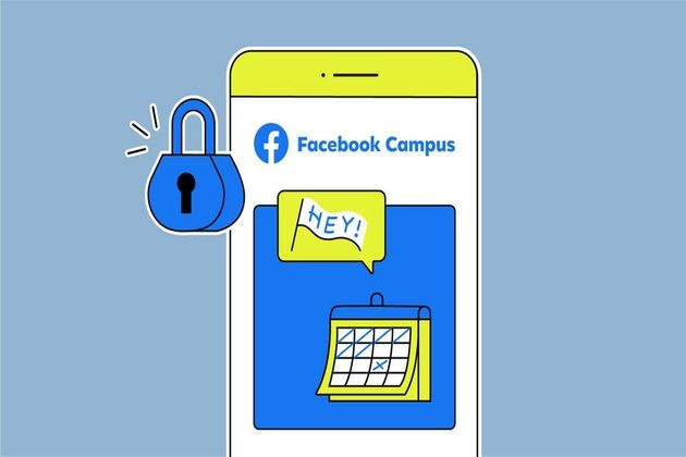 Facebook veut reconquérir la jeunesse avec son offre Campus qui fleure bon la nostalgie