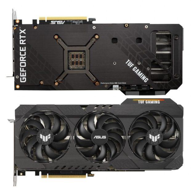 TUF Gaming GeForce RTX 3000 series