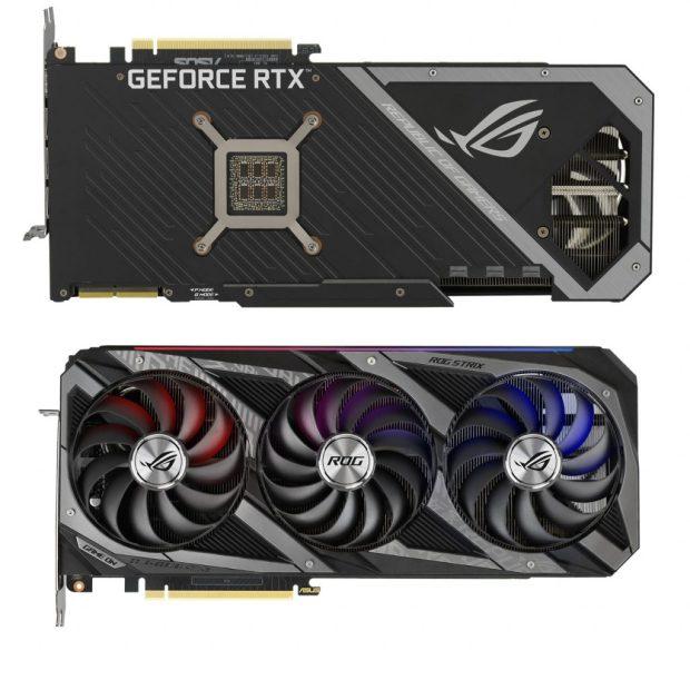 ROG Strix GeForce RTX 3000 series