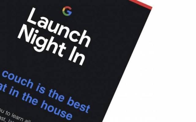 Google Pixel Launch Event
