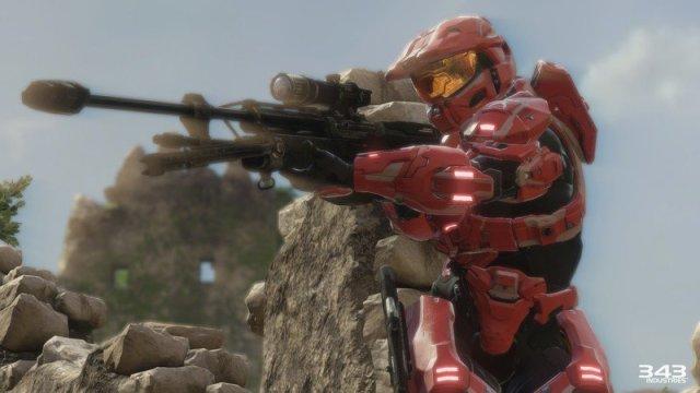 Halo 2 Anniversary combat
