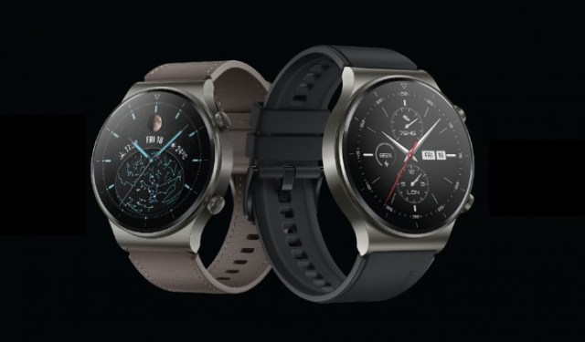 Huawei Watch GT2 Pro and FreeBuds Pro debut