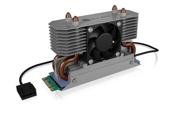 Ventirad SSD Icy Box IB-M2HSF-702
