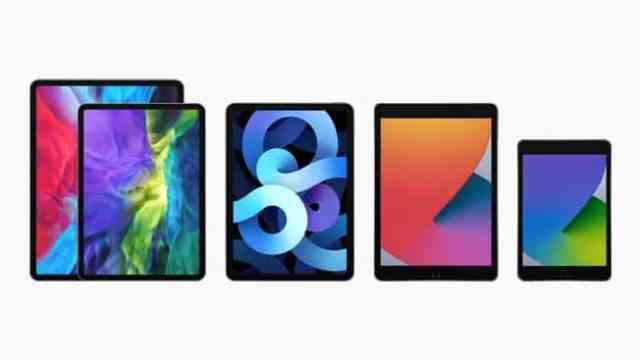 collection iPad