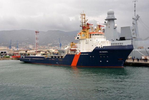 Le navire sans équipage de SeaOwl largue les amarres