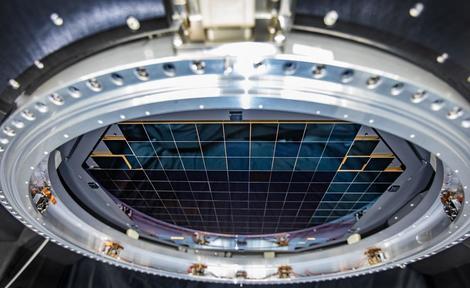 Le plus grand appareil photo numérique du monde a pris une première photo de 3200mégapixels
