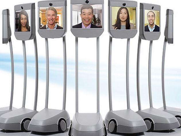 Les meilleurs robots de téléprésence pour les entreprises en2020