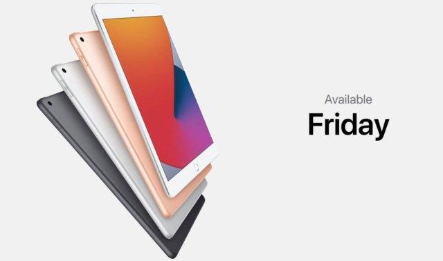 L'iPad passe la huitième, sans changement de design malheureusement.