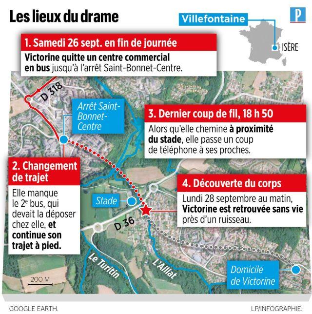Mort de Victorine : des éléments «intéressants» recueillis par les enquêteurs
