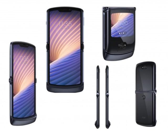 Motorola shows off Razr 5G's folding action in new teaser poster