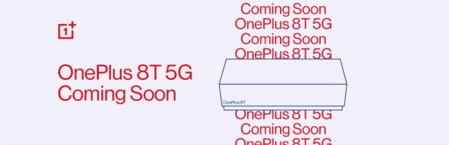 OnePlus 8T launch date confirmed by Amazon India