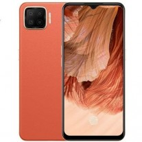 Oppo F17 in Dynamic Orange color