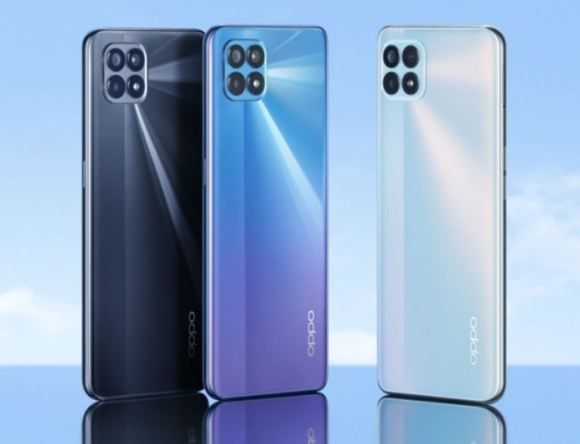 Oppo Reno4 SE announced with Dimensity 720 and 65W fast charging