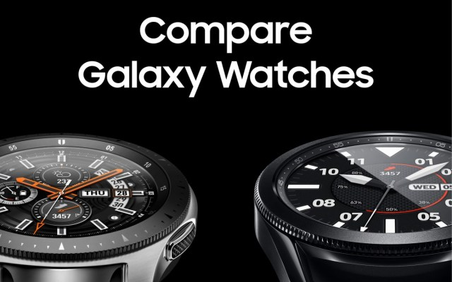 Samsung showcases the Galaxy Watch3 evolution in a neat infographic