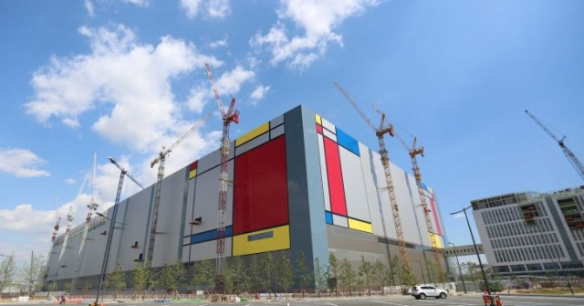 Samsung Semiconductor factory in Pyeongtaek, South Korea