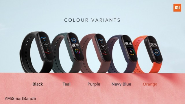 Xiaomi brings Mi Watch Revolve, Mi Band 5 and Mi Smart Speaker to India
