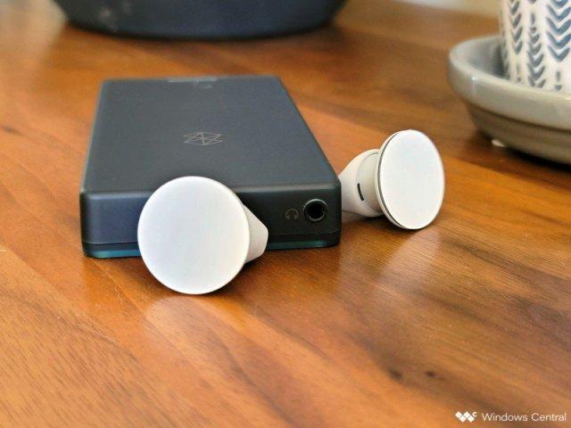 Zune Surface Headphones
