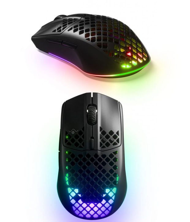 Souris gaming Aerox 3 Wireless de SteelSeries