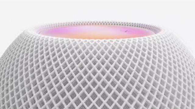 Apple annonce pour le mois prochain le haut-parleur intelligent HomePod Mini à 99 euros