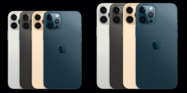 iPhone 12 Pro and Pro Max unveiled with 5G and larger screens, Max gets the better camera