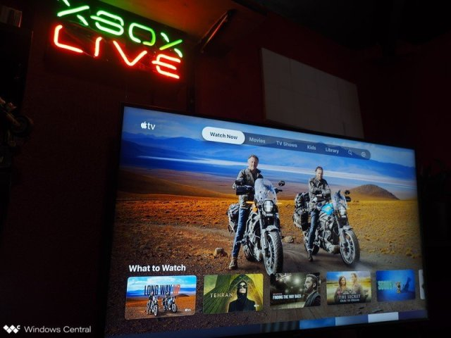 Appletv Xbox