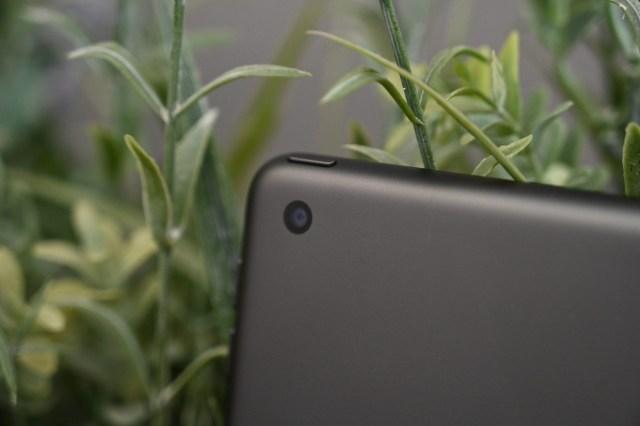 L'iPad de 8e génération a le même appareil photo