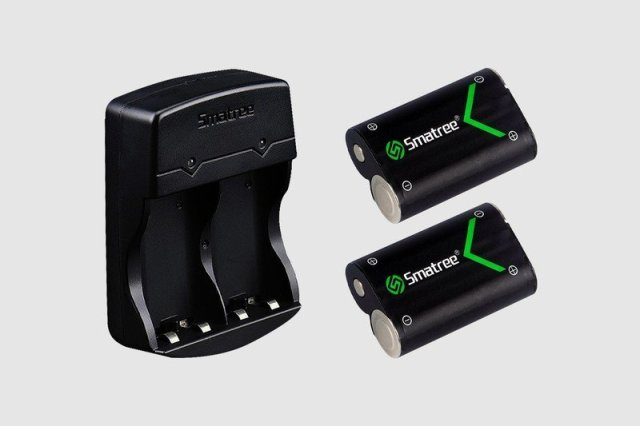 Smatree Rechargeable Battery for Xbox